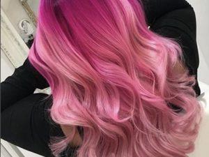 Semi-Permanent Hair Colour